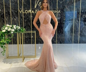 chic, Prom, and party parties image