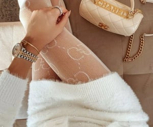 accessories, beautiful, and gold image