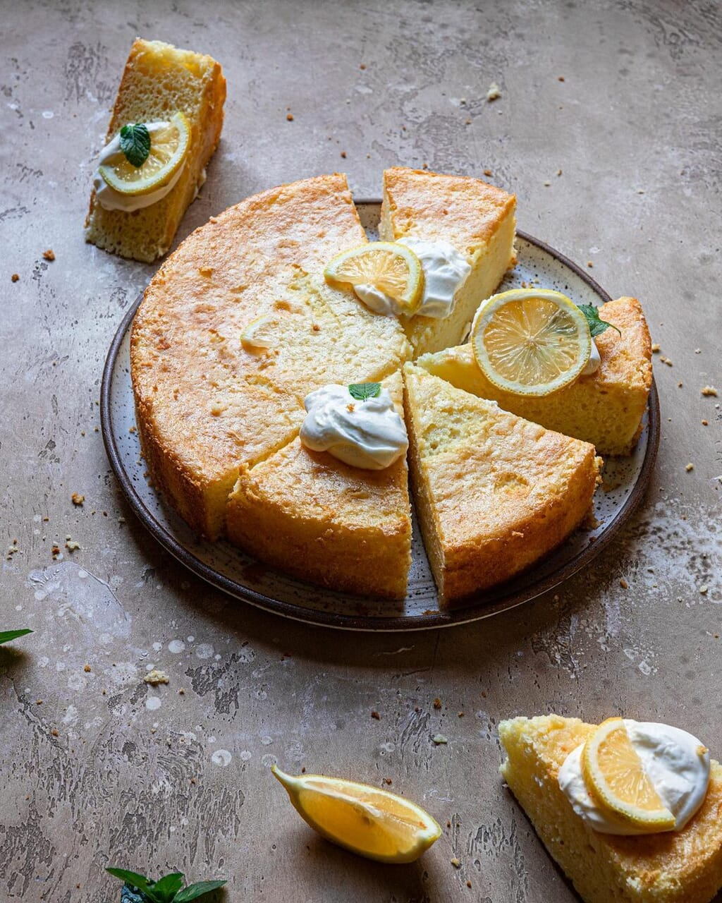 article, recipes, and cake recipes image