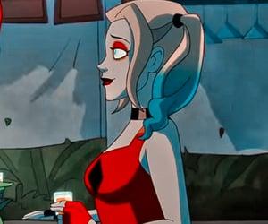 DC, harley queen, and hiedra venenosa image