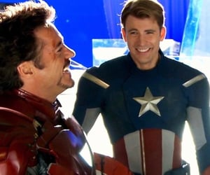 chris, chris evans, and handsome image