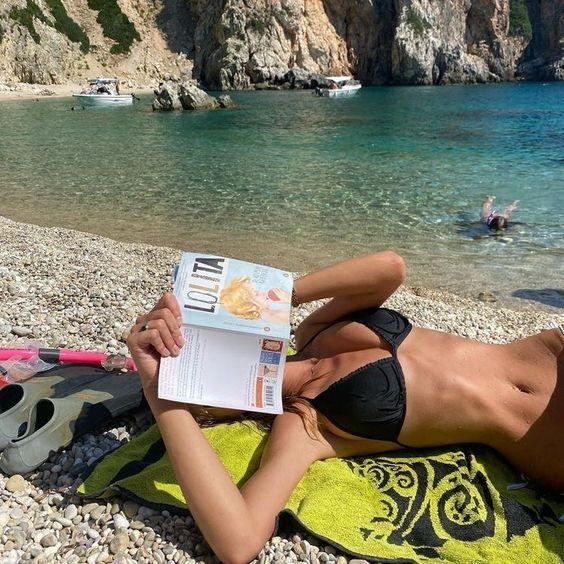 aesthetic, article, and bikini image