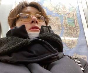boys, subway, and Korean Drama image
