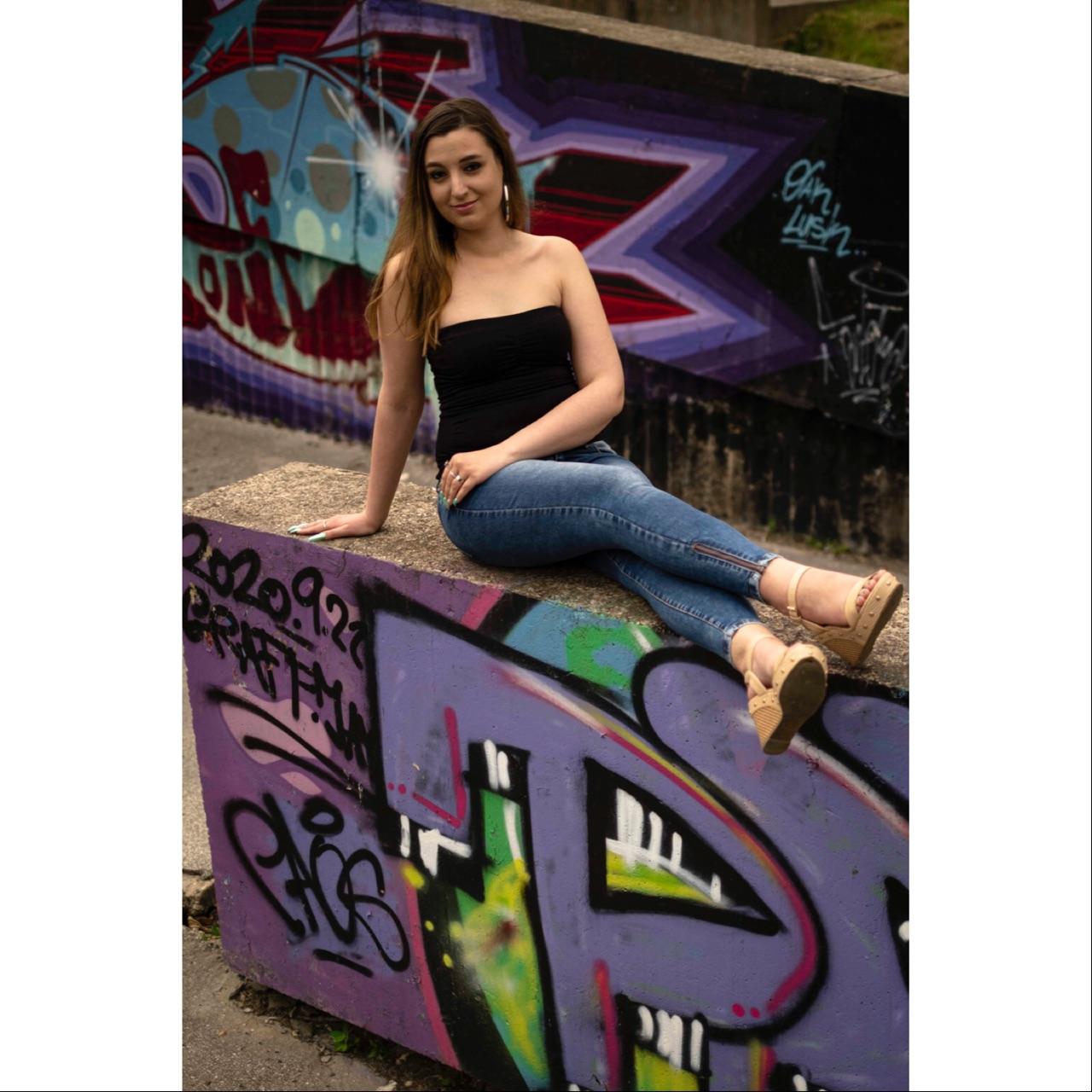 graffiti, Libra, and me image