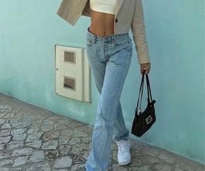 fashion, clothes, and blazer image