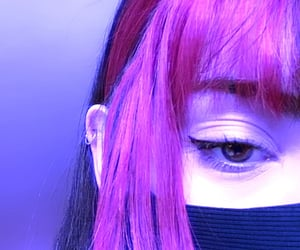 fy, pink, and pinkhair image