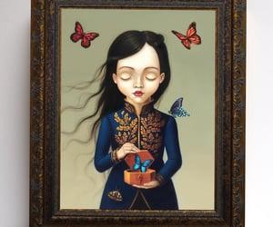arte, dibujo, and sueños image