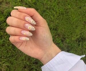 nails, Tattoos, and nails art image