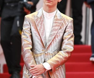 """74th Cannes Film Festival - Timothée Chalamet, """"The French Dispatch"""" Screening"""