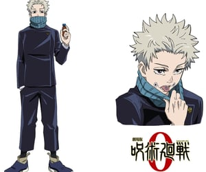anime and jujutsu kaisen image