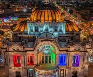 arcoiris, night, and rainbow image