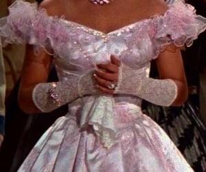 dress, pink, and royal image