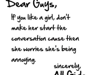 pay attention and girl advice image