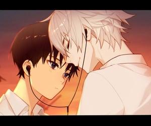 anime, romance, and shounen image