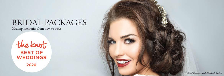 beauty, bridal, and massage image