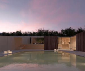 beige, building, and nude tones image