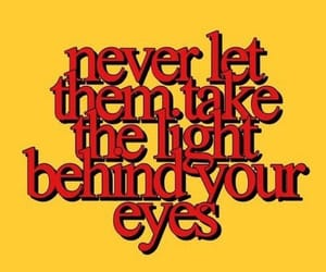 yellow, quotes, and red image