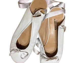 ballet flats, fashion, and gaultier image