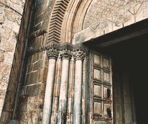 architectural, travel, and Jerusalem image