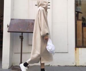 baggy, city girl, and fashion image