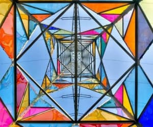 art, germany, and powerline image
