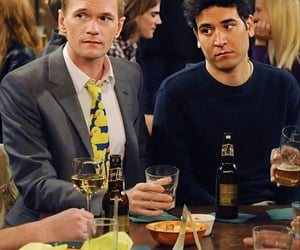 Barney Stinson, how i met your mother, and tv image
