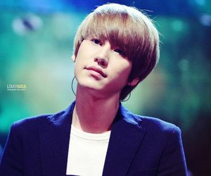 kyuhyun, super junior, and kpop image