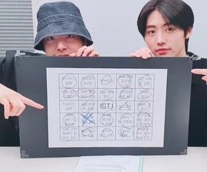 mbti, park sunghoon, and jake sim image