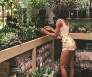 alternative, fashion, and flowers image