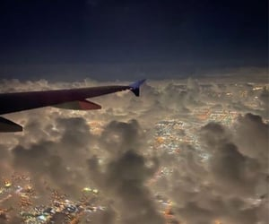 city, sky, and ciudad image