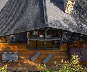 beige, black, and maison image