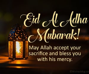 mubarak and eid ul adha image