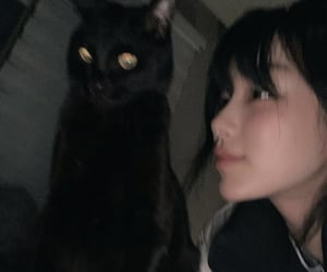 girl, pfp, and asian image