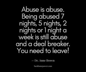 abuse, quotes, and emotional abuse image
