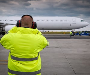 airport ramp services, ramp services course, and aviation hr in nepal image