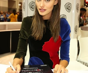 phoebe tonkin, The Originals, and san diego comic con image