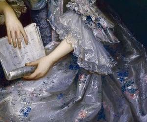 blue, violette, and renaissance image