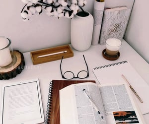 books, college, and study image