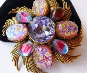 etsy, necklace pendant, and vintage florenza image