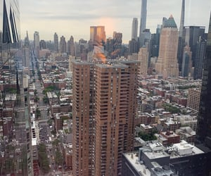 city, city life, and new york image