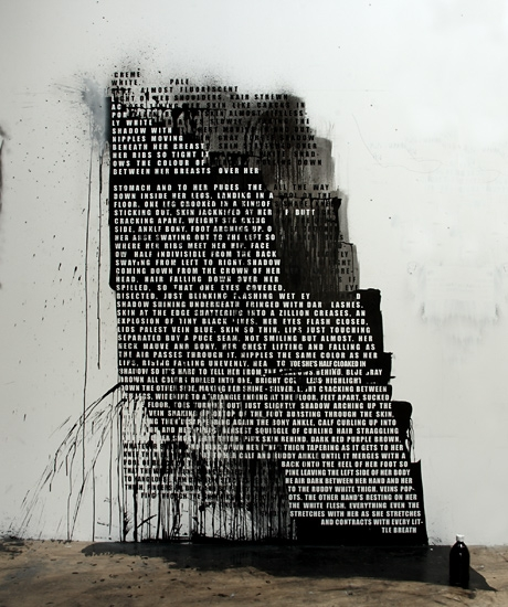 art and typography image
