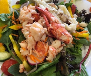 crab, delicious, and dressing image