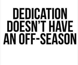dedication, inspiration, and quotes image