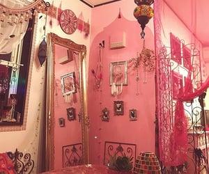 decor, mirror, and room image