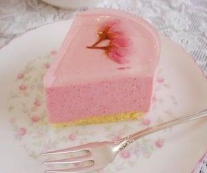 blossom, cherry, and dessert image