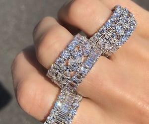 diamonds, luxury, and money image