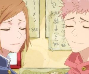 anime, nobara, and nobara kugisaki image
