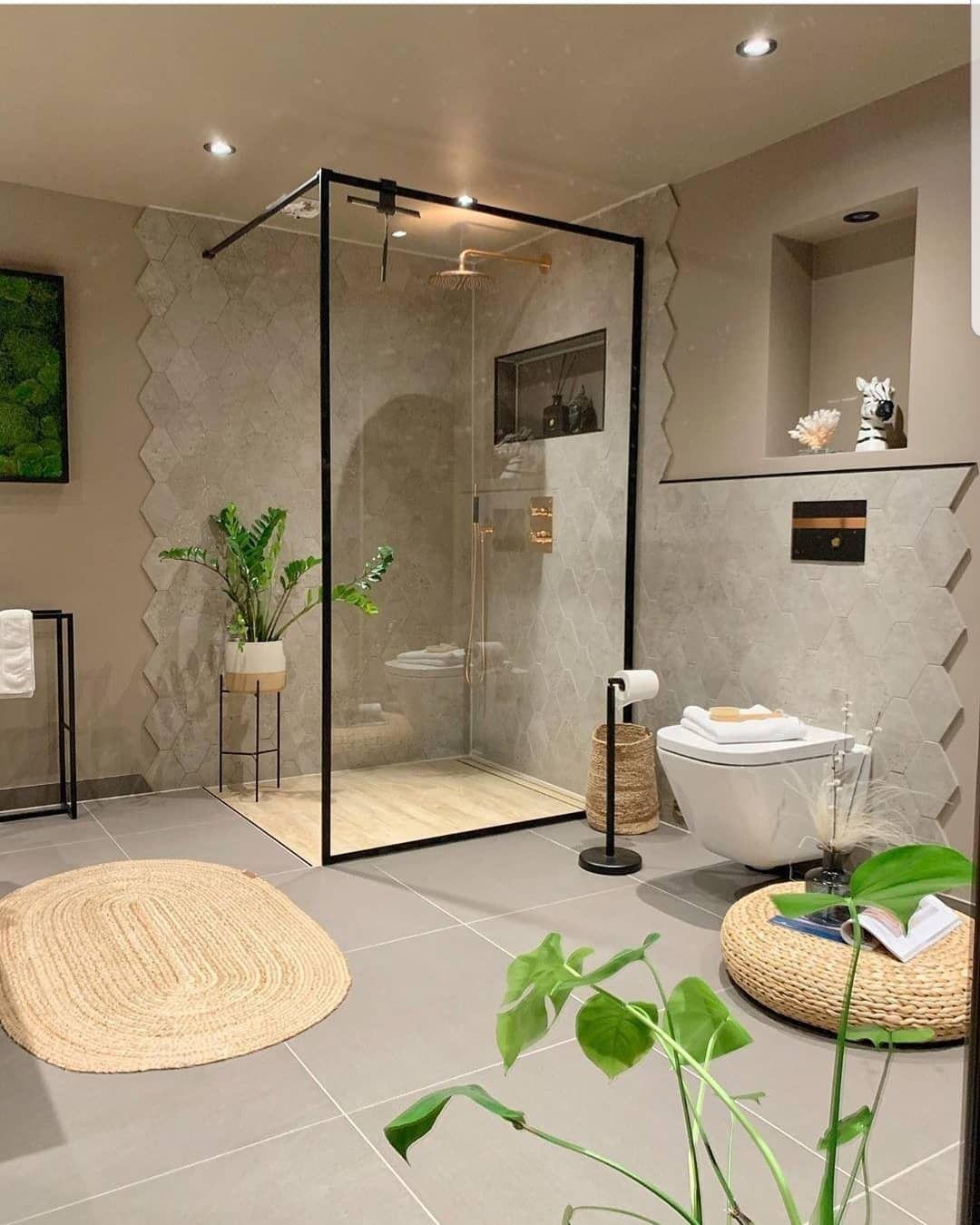bathroom, home, and amazing image
