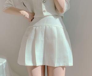 kpop fashion, asian fashion, and kfashion image