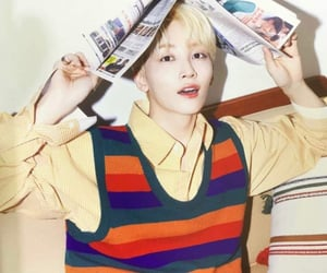 boy, kpop, and scan image